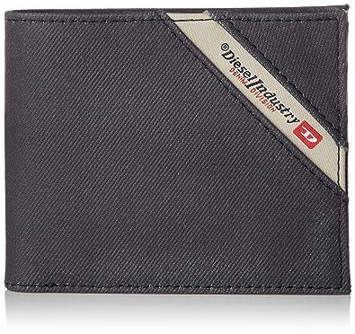 bab4dfabeaab Amazon | (ディーゼル) DIESEL メンズ 財布 二つ折り X05268PS778 UNI ...
