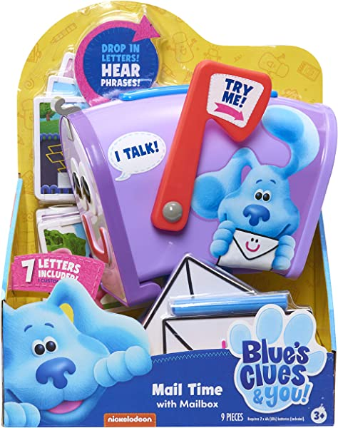 Blue's Clues & You! Mail Time toy for kids
