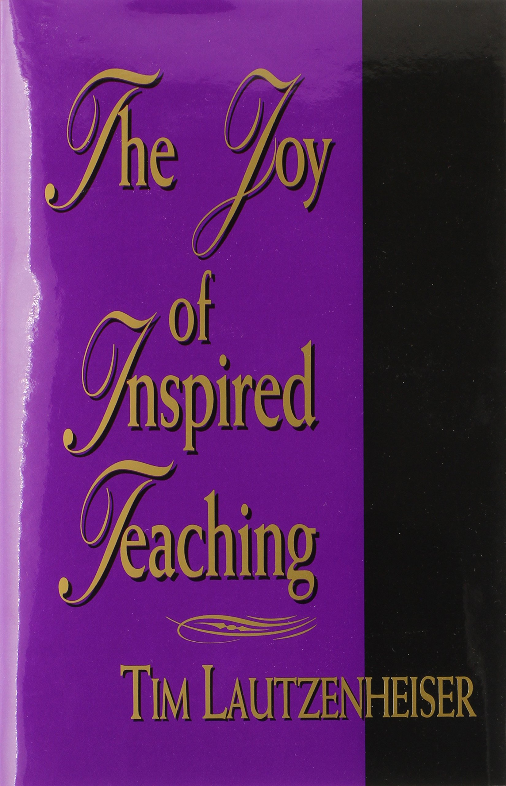the joy of inspired teaching g4041