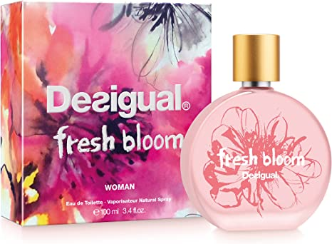 Desigual Profumo Eau de Toilette Fresh Bloom 100 ml