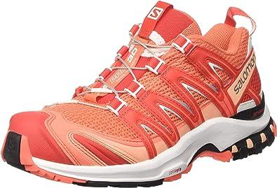 Salomon XA Pro 3D W, Zapatillas de Running para Asfalto para Mujer: Amazon.es: Zapatos y complementos