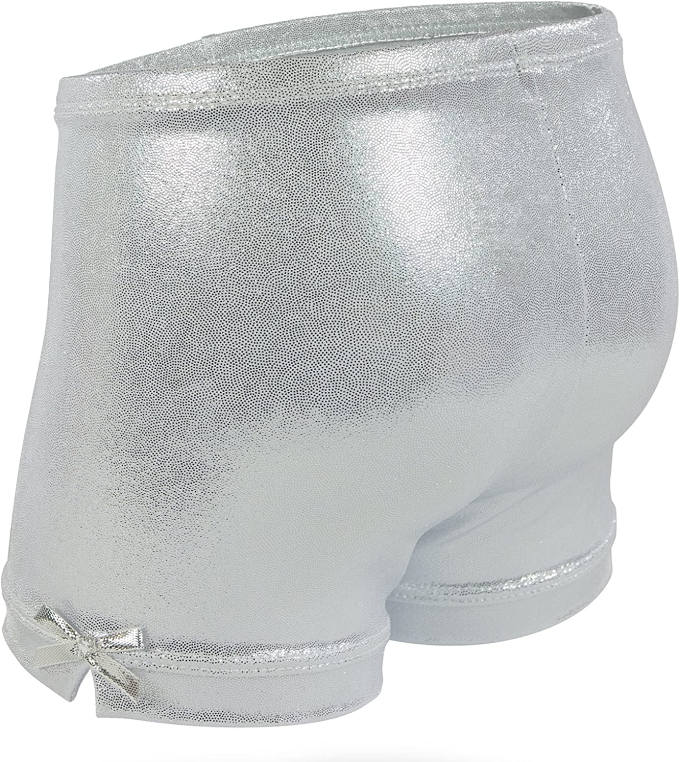 Shimmer Style Monkeybar Buddies Girls Playground Shorts Worry-Free Nylon and Spandex Blend