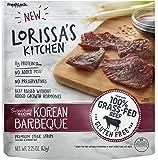 Lorissa's Kitchen Jerky, Korean Barbeque Beef, 2.25 Ounce