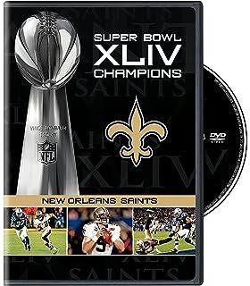 Amazoncom Nfl Super Bowl Xliv New Orleans Saints Champions Sean
