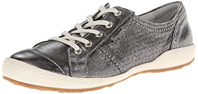 Josef Seibel Womens Caspian Fashion Sneaker       Basalt       36 EU 555 M
