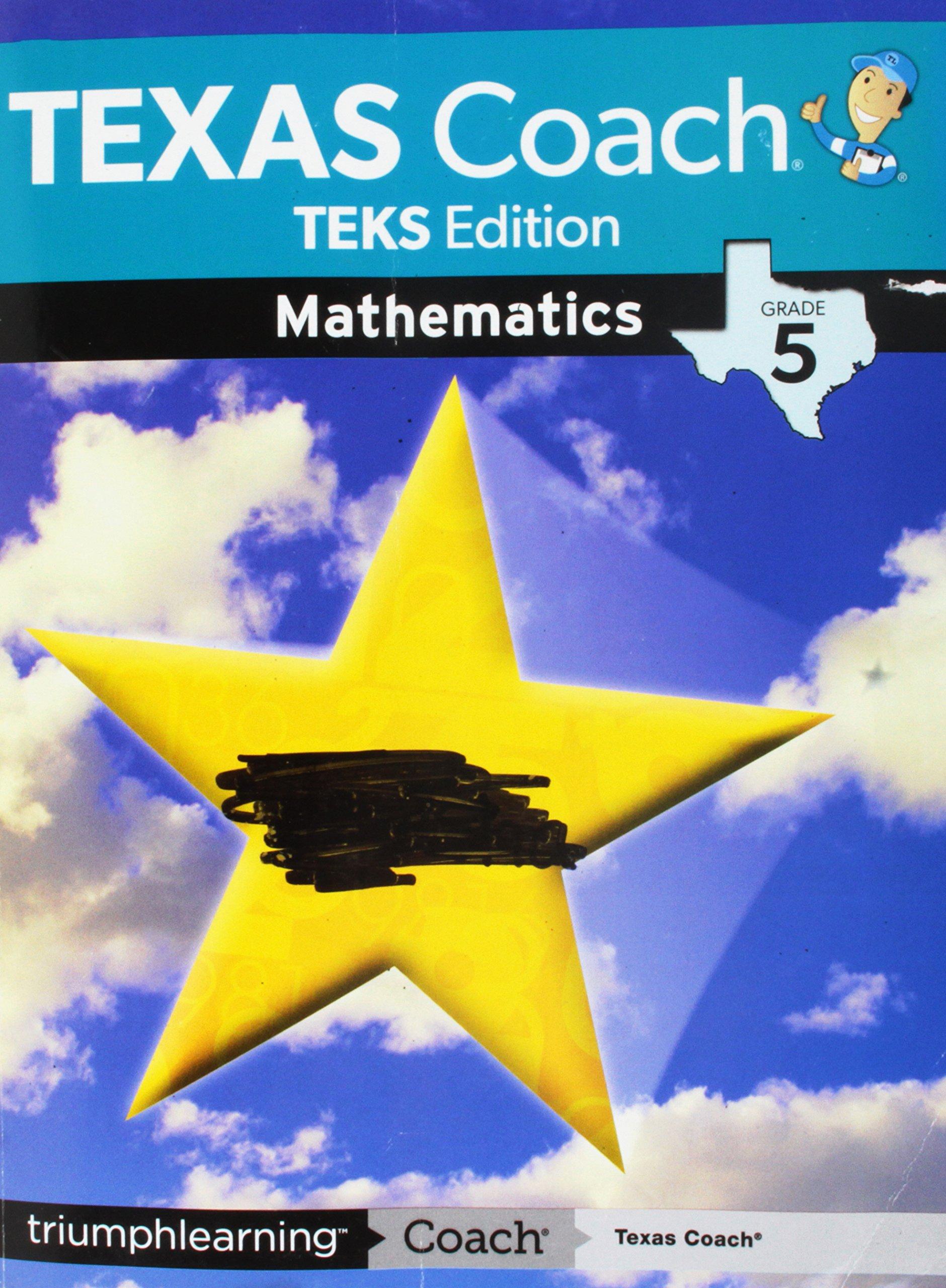 Texas coach teks edition reading 5th grade   ebay.