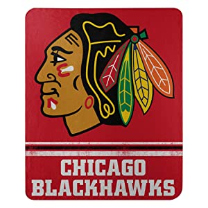 The Northwest Company Officially Licensed NHL Fleece Throw Blanket