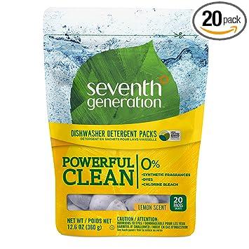 Amazon.com: Séptima generación de detergente para ...