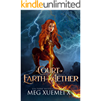 A Court of Earth and Aether: a Reverse Harem Fantasy Romance (War of the Gods Book 4)