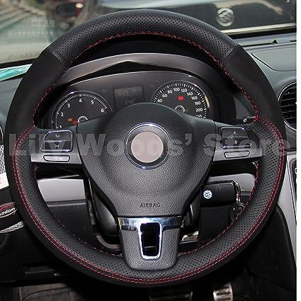 vw cc custom steering wheel