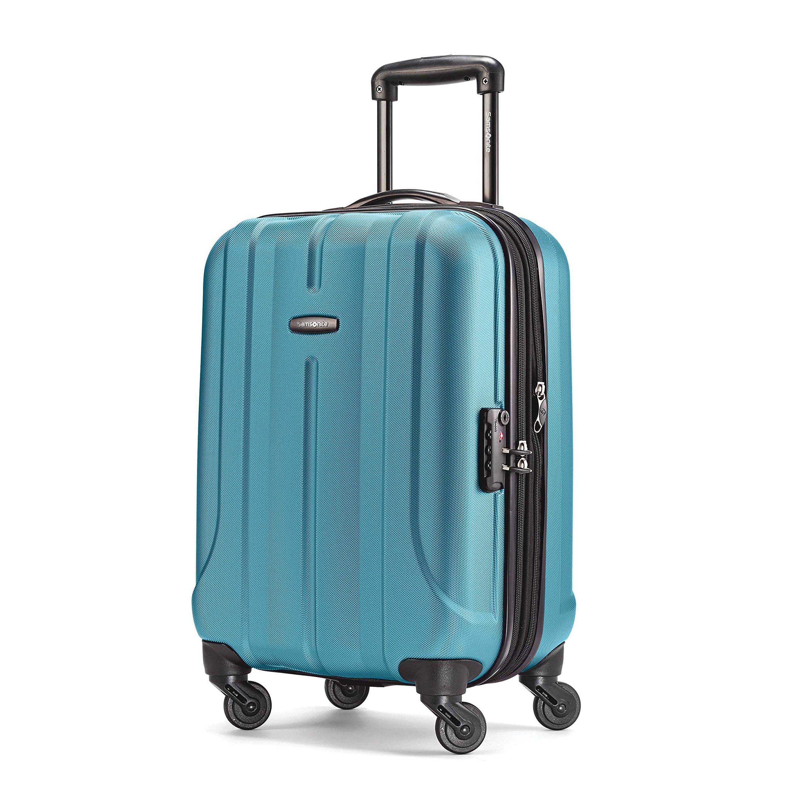 Samsonite Fiero 20 Quot Spinner Ocean Blue Ebay