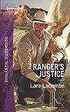 Ranger's Justice (Rangers of Big Bend Book 1)