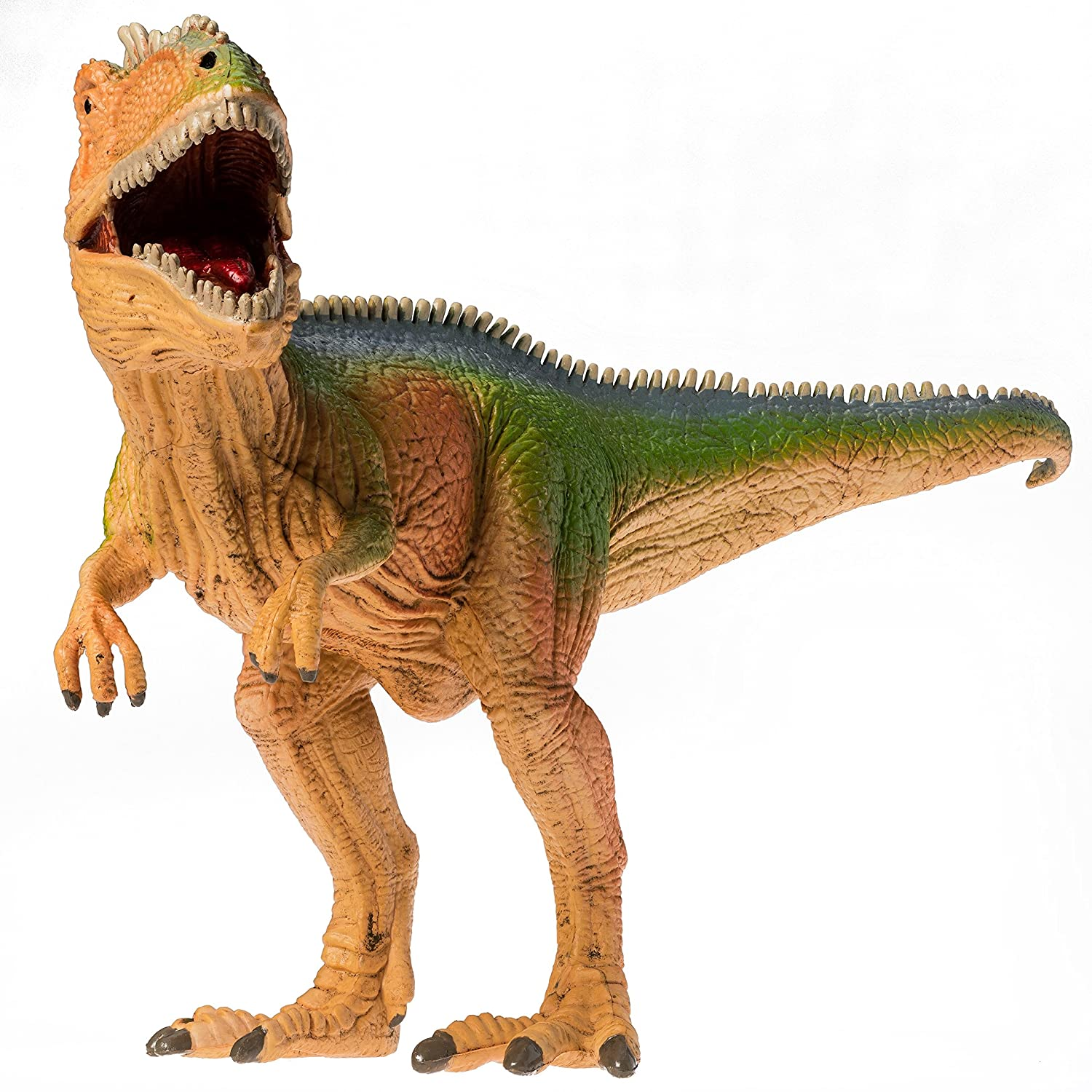 "Amazon Prextex 13"" Realistic Looking Dinosaurs Pack of 4"