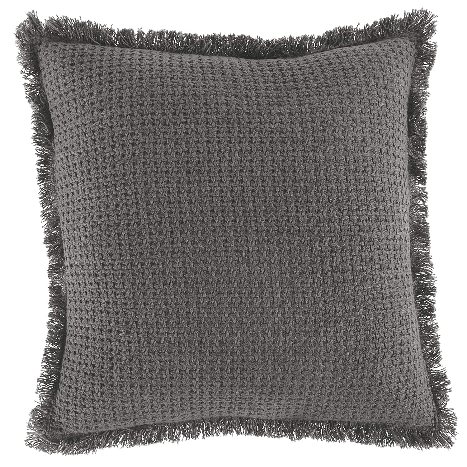 Amazon.com: Signature Design by Ashley Ruysser Pillow, Gray ...