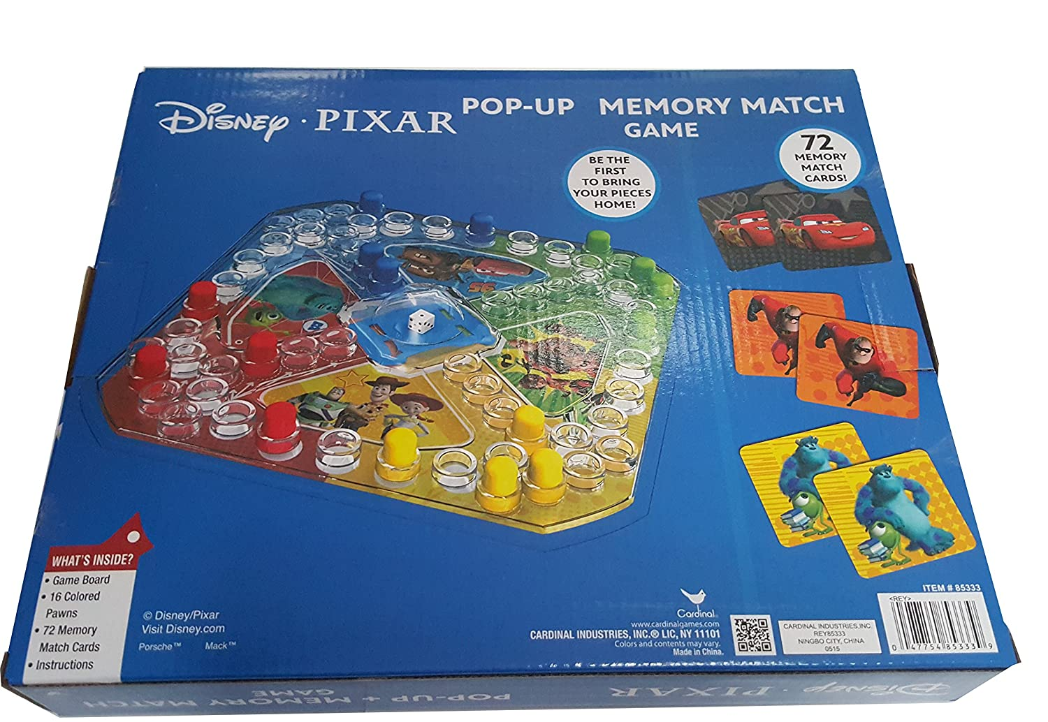Amazon disney pixar toy story pop up memory match game amazon disney pixar toy story pop up memory match game everything else gumiabroncs Choice Image