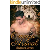 Omega Arrival: MM Paranormal Shifter Mpreg Romance (Angel Hills Pack Book 1)