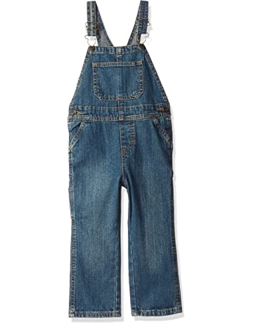 02e25fdb237 Wrangler Authentics Toddler Boys' Denim Overall