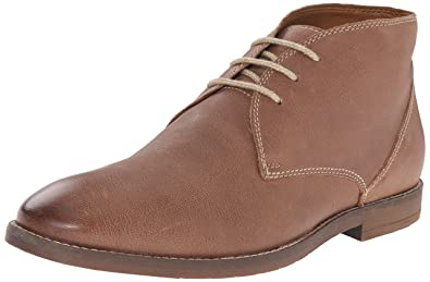 Bostonian Men's Verner Style Chukka Boot, Brown Leather, ...
