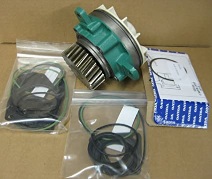 amazon com: volvo truck 85000786 coolant pump kit for d12c/d12d engines:  automotive
