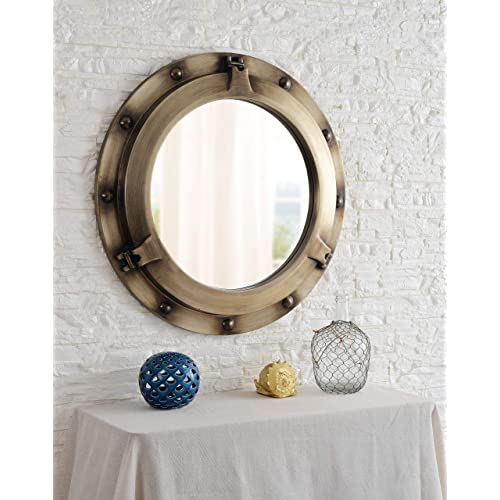 Nautical Bathroom Mirrors: Amazon.com