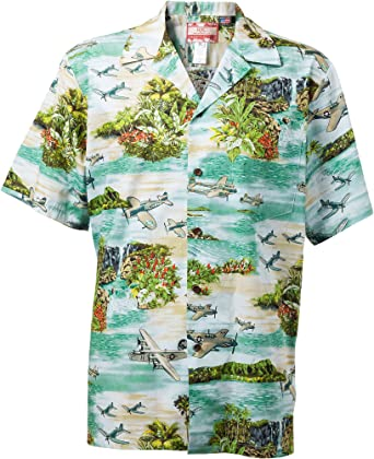 RJC Mens Classic Woodie Auto Shirt