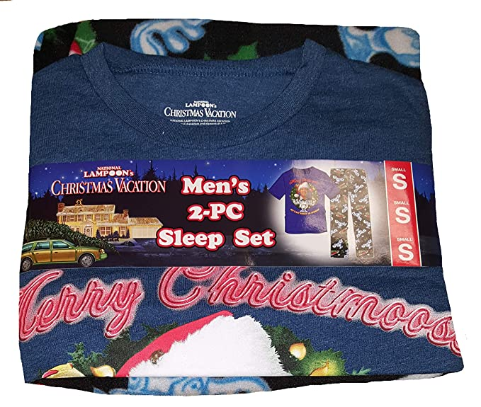 National Lampoon s Christmas Vacation 2 Piece Lounge Sleep Pajama Set -  Small c597dc48b