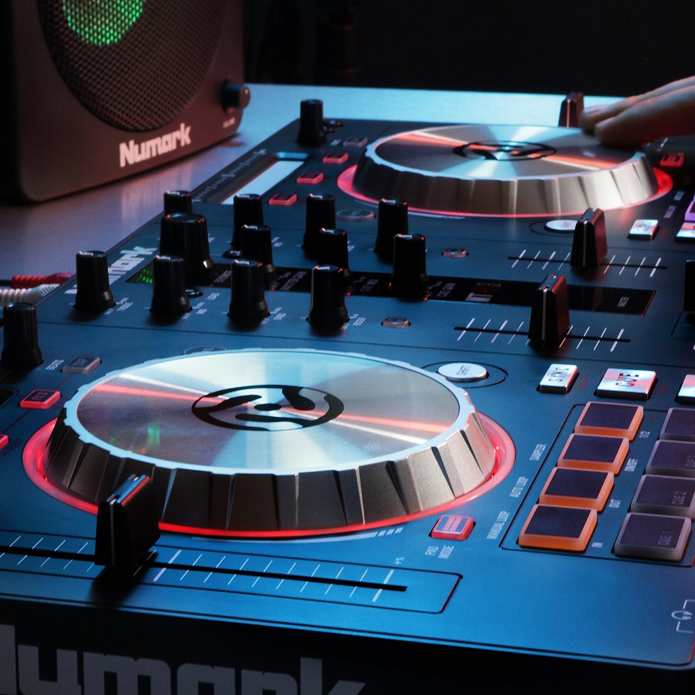 Bingua com - Numark Mixtrack Pro 3   USB DJ Controller with
