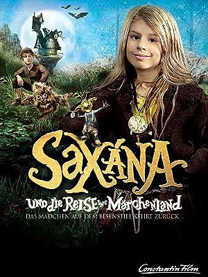 Amazonde Saxana Und Die Reise Ins Märchenland Ansehen Prime Video