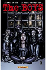 The Boys Vol. 3: Good for the Soul (Garth Ennis' The Boys) Kindle Edition