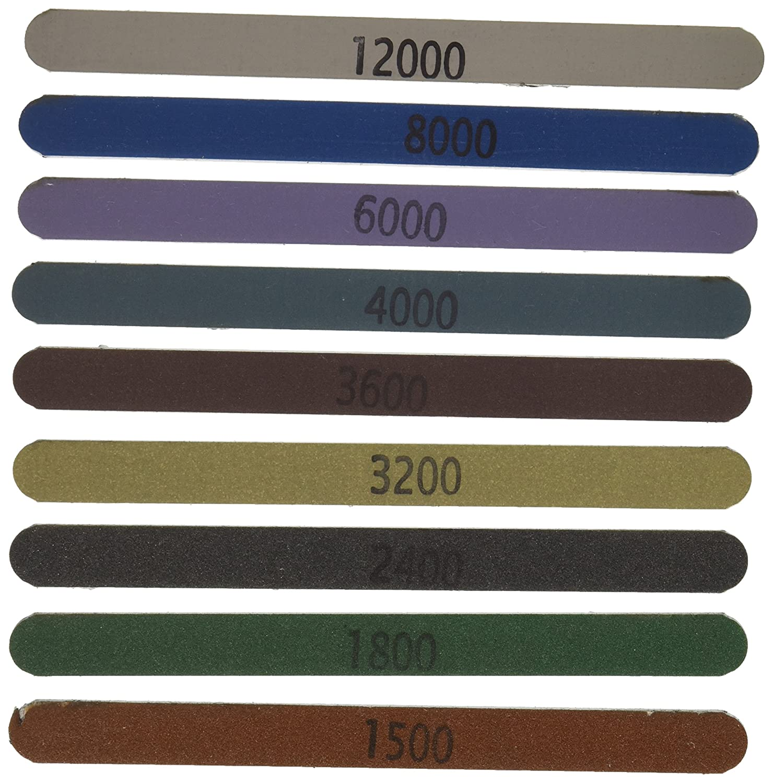 Micro Mesh MICRO 4N0000V Colored Sanding Sticks