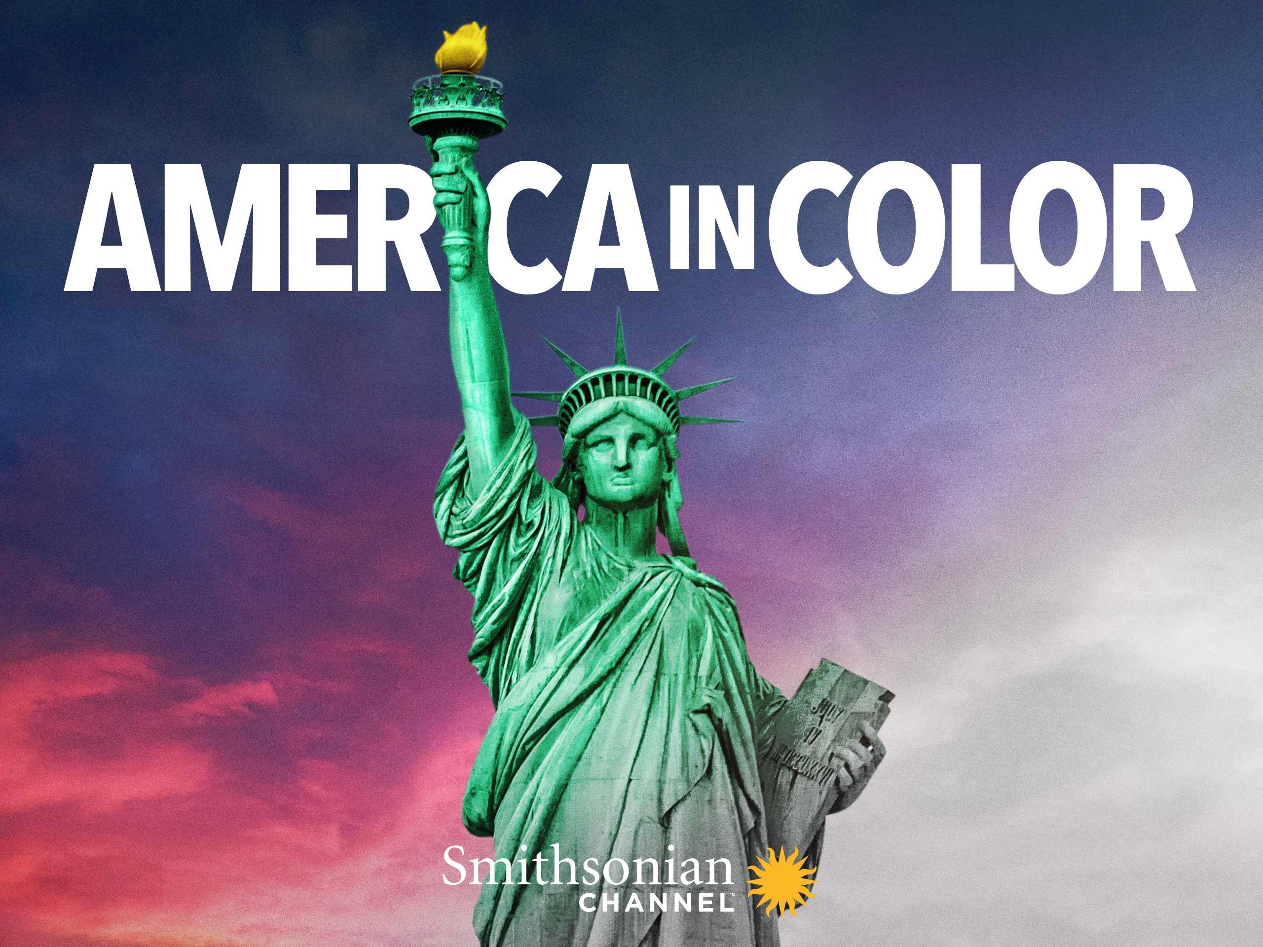 Amazon com: Watch America in Color - Season 1   Prime Video