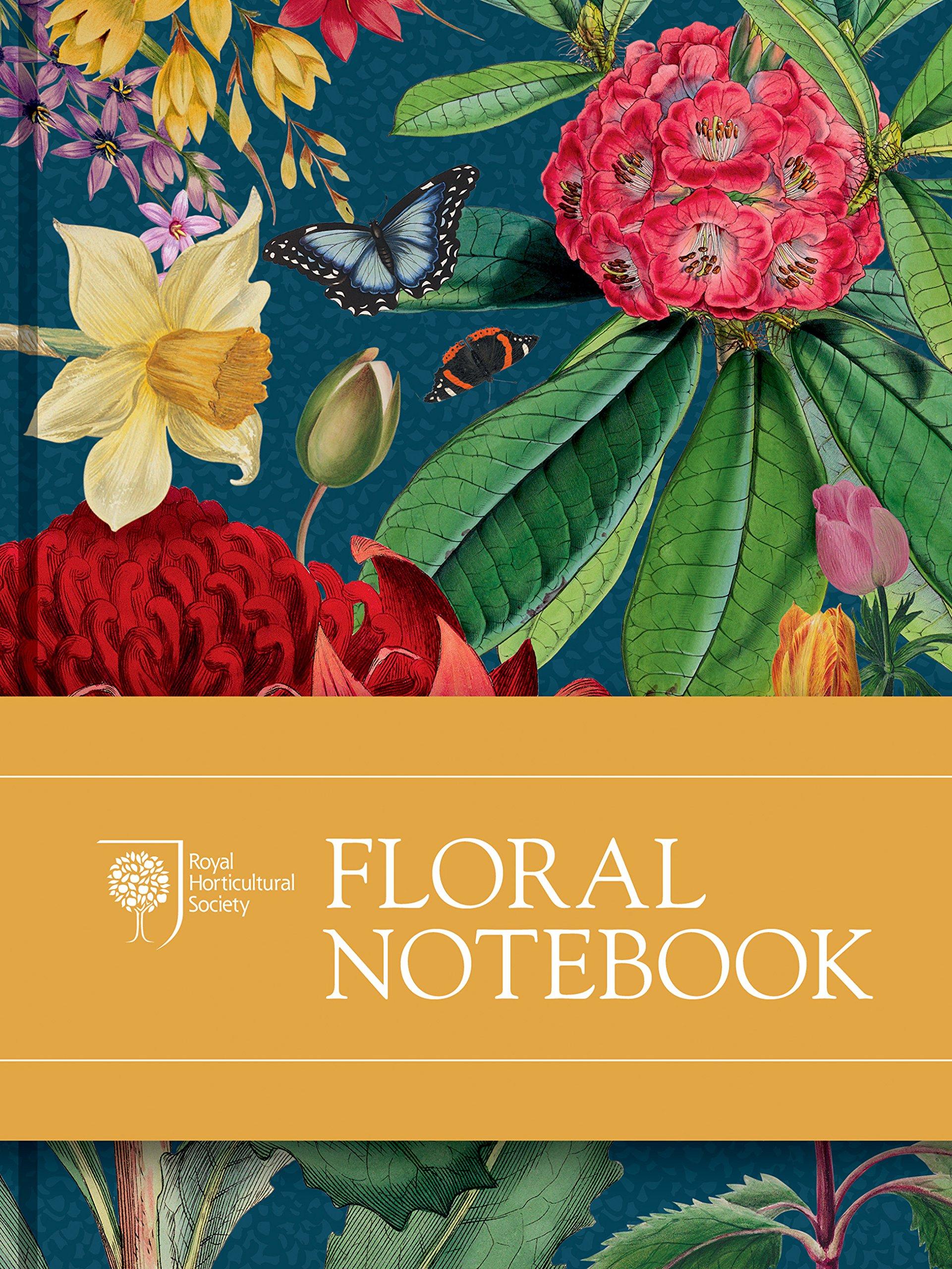 Read Online RHS Floral Notebook pdf