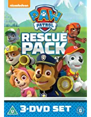 Paw Patrol: 1-3 Rescue Pack [2016]