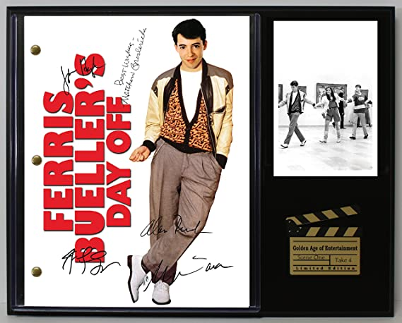 Posters Ferris Buellers Day Off Repro POSTER