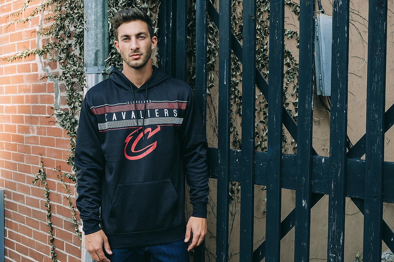 Ultra Game NBA Mens Fleece Midtown Pullover Sweatshirt