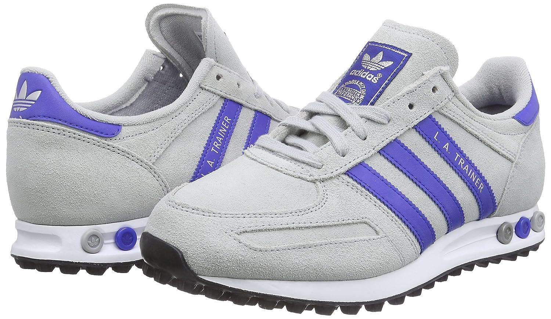 d541c2596c adidas LA Trainer, Men's Running Shoes: Amazon.co.uk: Shoes & Bags