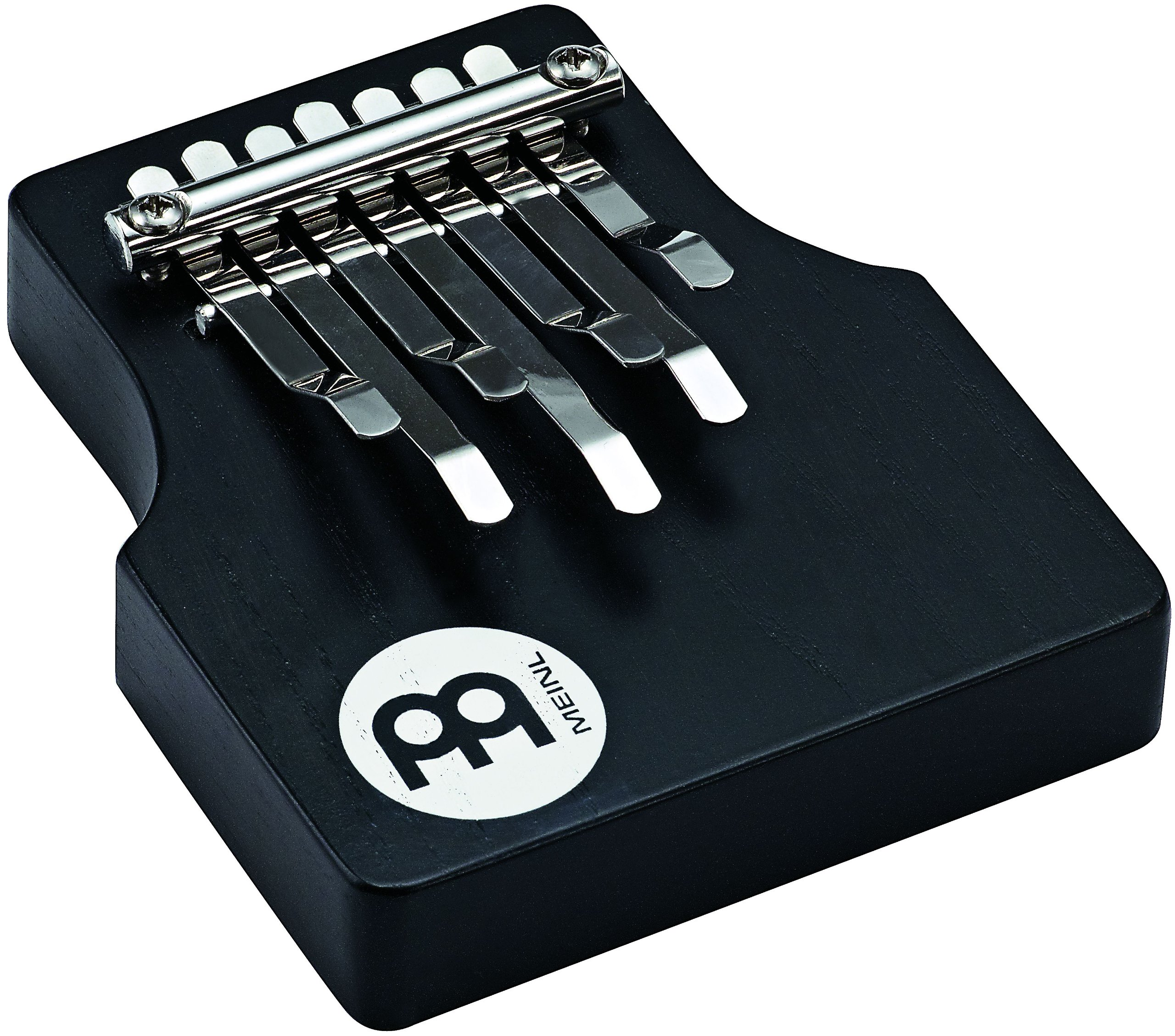 Meinl Percussion KA7-M-BK Medium Kalimba with Extra Wide Tongues -, Black by Meinl Percussion