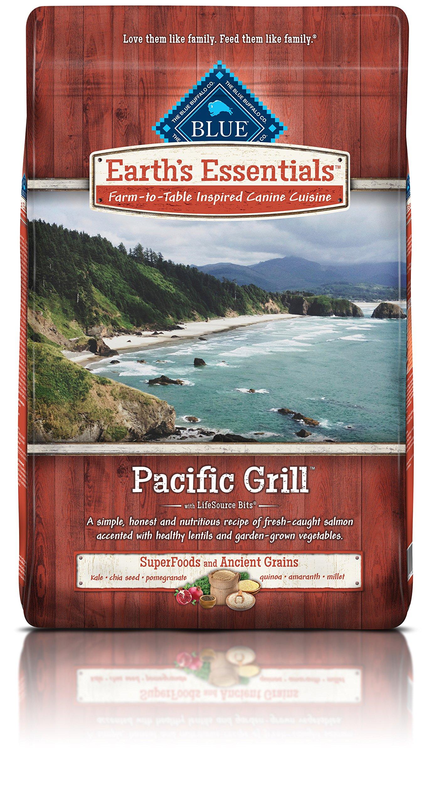 BLUE Earth's Essentials Pacific Grill Salmon & Lentils, 22 lb