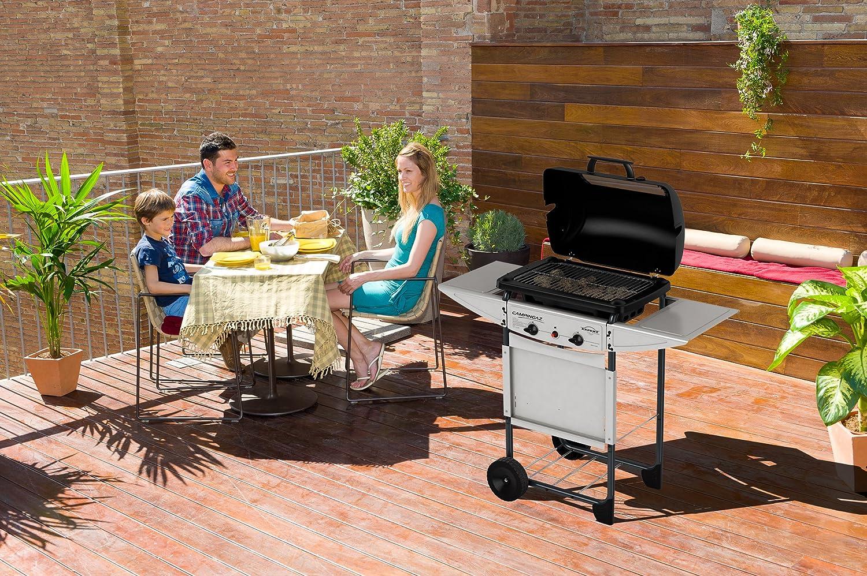 Campingaz Expert Plus Gasbarbecue met lavasteen, compacte
