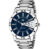 Limestone Analogue Blue Dial Boys And Mens Watch-Ls2647