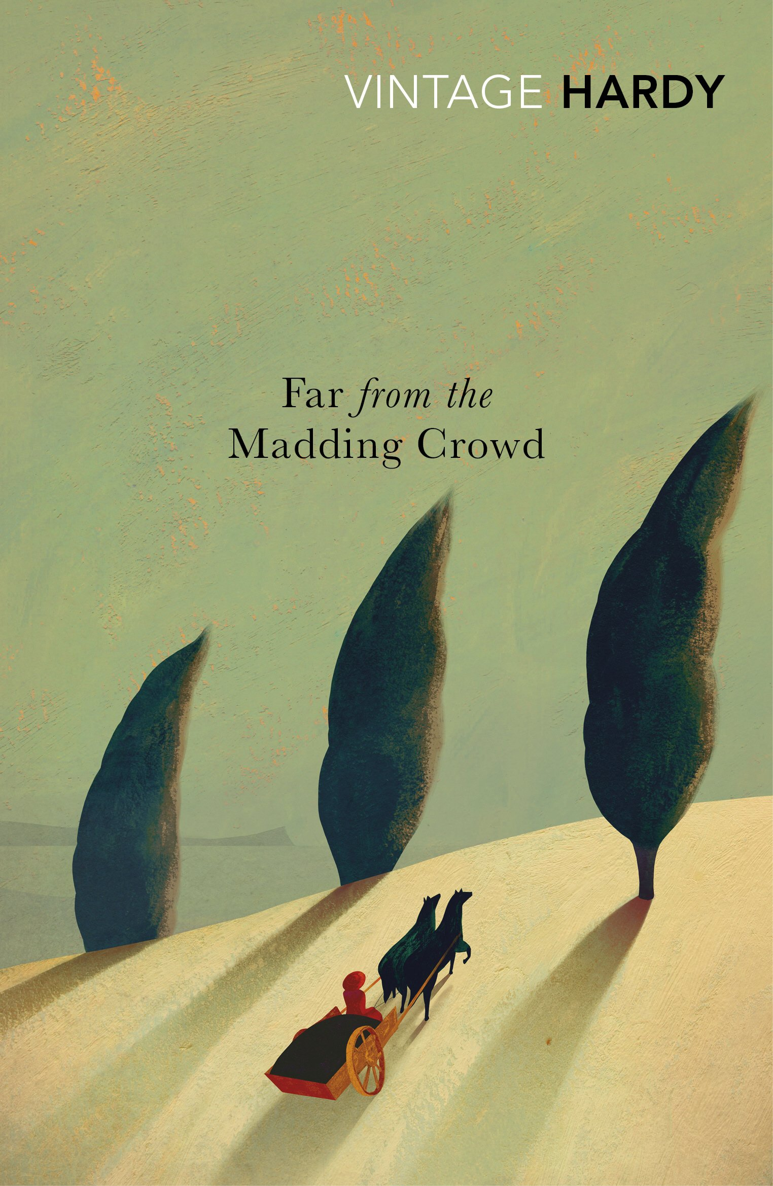 Download Far from the Madding Crowd (Vintage Classics) pdf