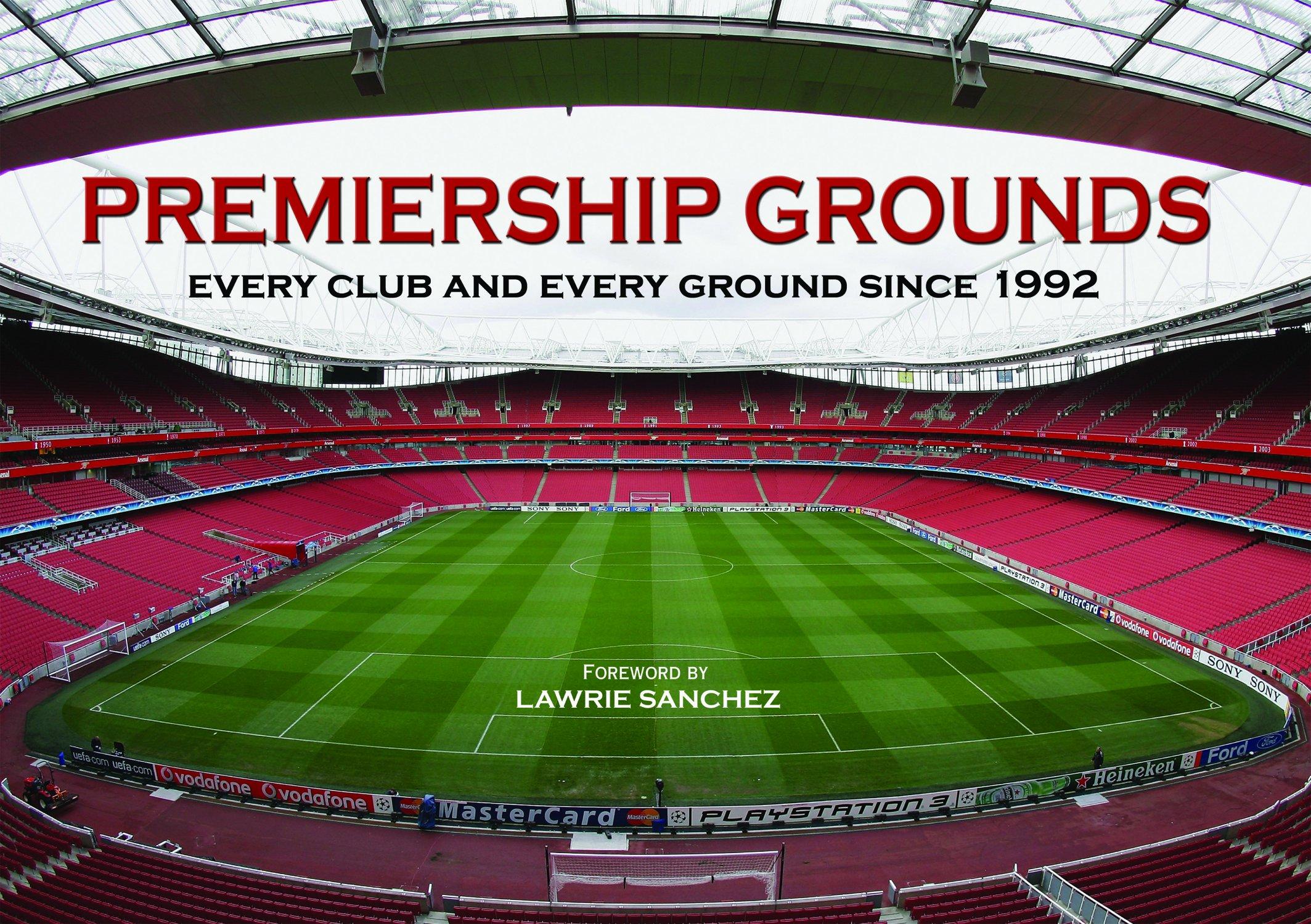 Download Premiership Football Grounds ePub fb2 book