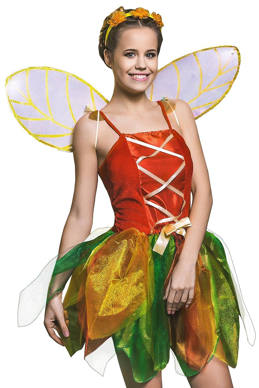 c02a3e2325e Forest Fairy Costumes & Amazon.com Adult Women Forest Fairy ...