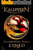 Exiled: A Dragon Shifter Novel (Firelands Wars)