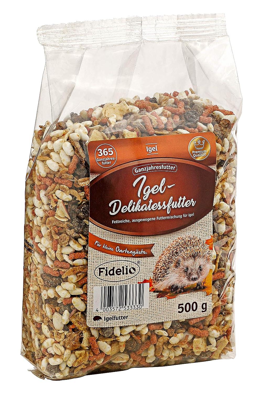 Fidelio Igel Delikatessfutter, 6er Pack (6 x 500 g)