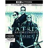 Matrix Revolutions,The (Bilingual/4K Ultra HD) [Blu-ray]