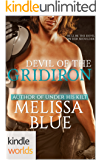 Game For Love: Devil of the Gridiron (Kindle Worlds Novella) (Gridiron Bad Boys Book 1)