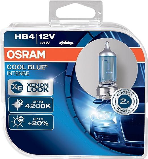24 opinioni per Osram 9006CBI Cool Blue Intense HB4
