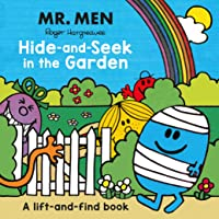 Mr Men Hide And Seek In The Garden