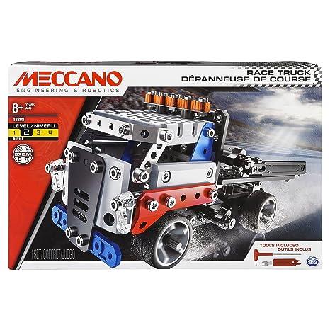 Super Engineer Building Set 160 Pcs Trucks Race... Build Big Colorful Models